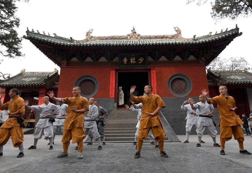 Templo Shaolin – Origem
