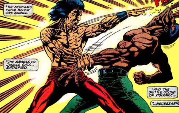 Marvel lançará filme de Shang-Chi, o Mestre de Kung Fu