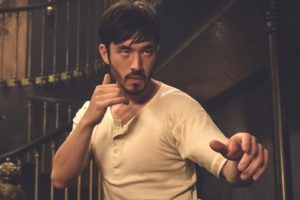 Série de Bruce Lee estréia com muito kung fu