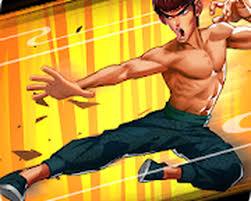 Jogo inspirado em Bruce Lee