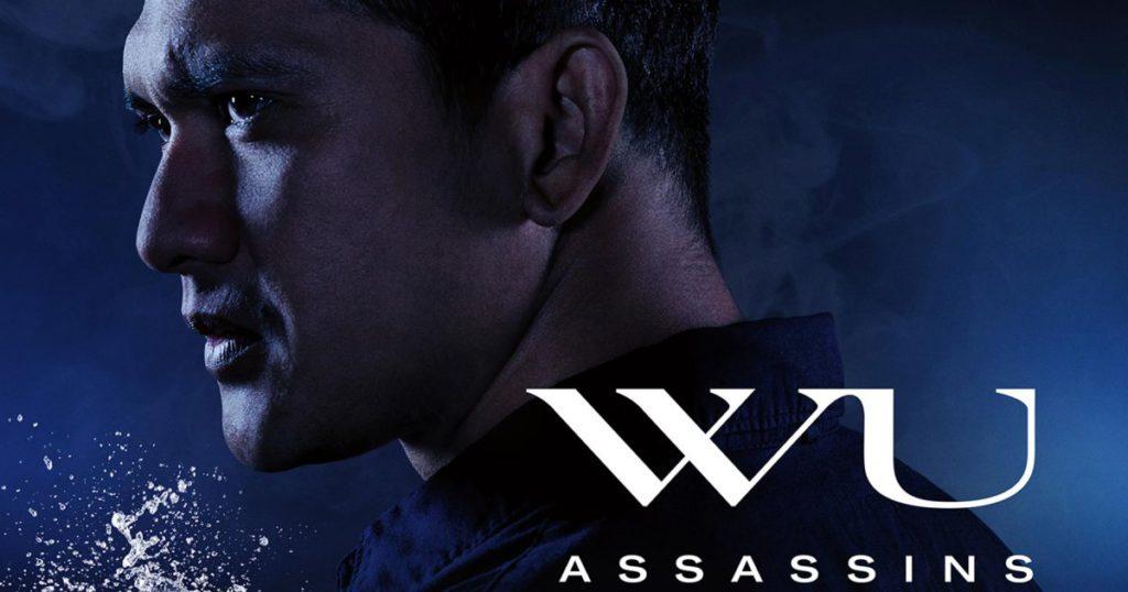 Wu Assassins – com coreografias fantásticas de kungfu