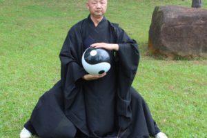 Taichi ball qigong