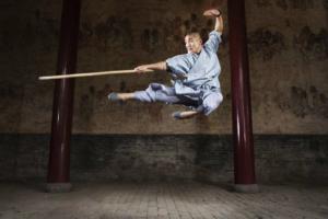 Bastão de Shaolin