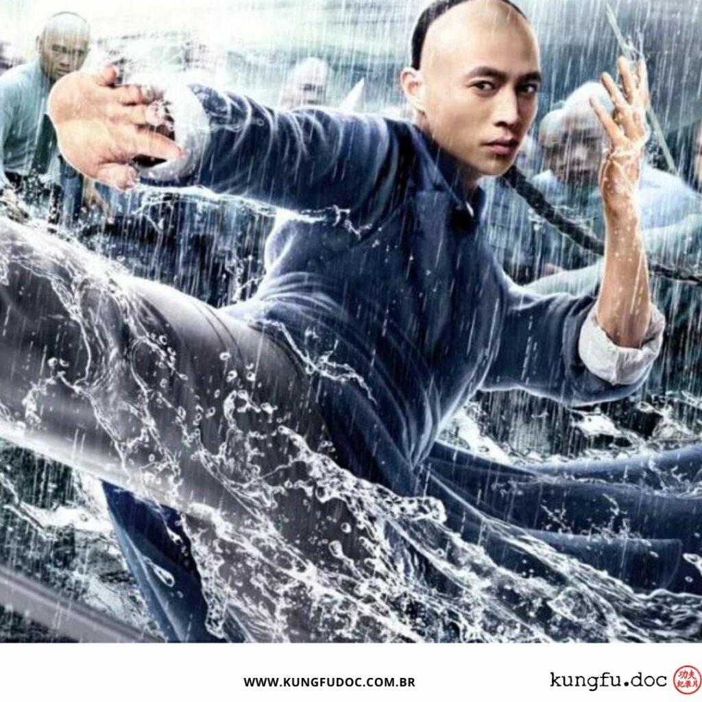 2020 Kung Fu Master Huo Yuan Jia