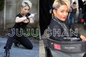 Interview with actress and martial artist Juju Chan
